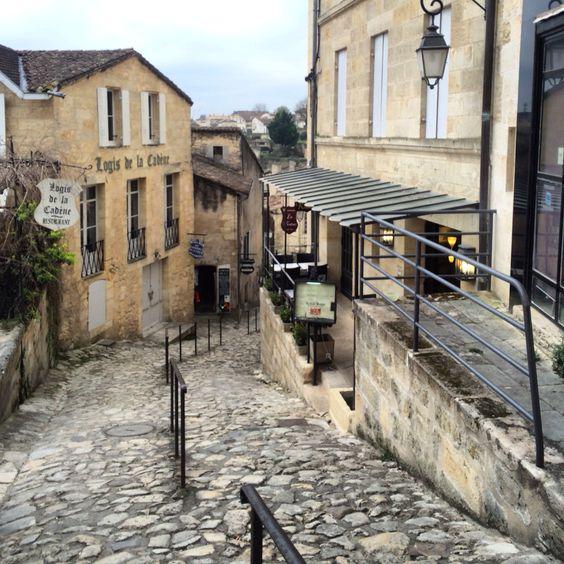 Saint-Émilion France - Crédit photo: Valérie Lagarde
