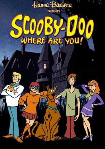 Scooby doo donde estas serie