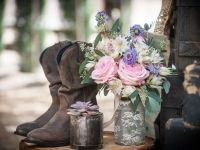 Vintage Farm Touches - #Country #Chic - www.PeltzerFarms.com - Authentic Vintage Farm Weddings and Events