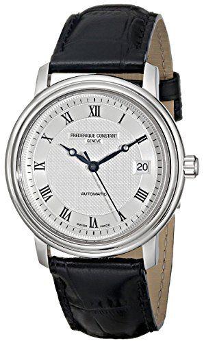 Frederique Constant Men's FC-303MC3P6 Classics Automatic Stainless-Steel Watch Frederique Constant