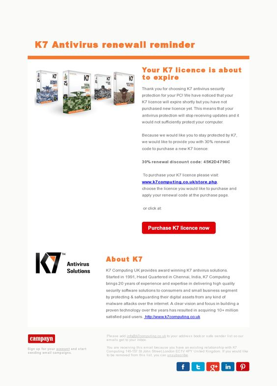 Great newsletter From K7 Computing http://cm.pn/a9a