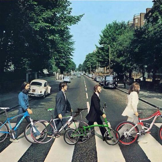 mooiefietsennicebikes:Abby road http://macaroni-ho.tumblr.com/post/117069240623/mooiefietsennicebikes-abby-road by http://j.mp/Tumbletail
