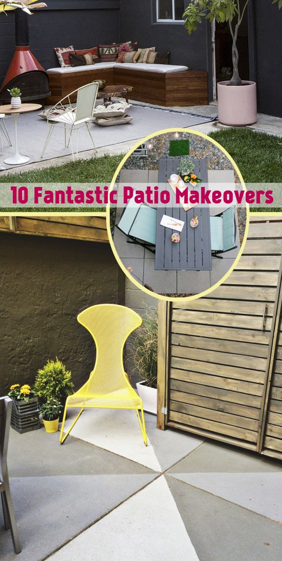 patio with these budget friendly diy ideas give your backyard patio