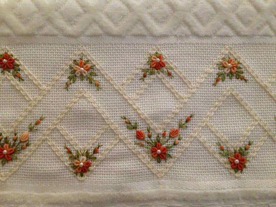 Sandra Burdette embroidery