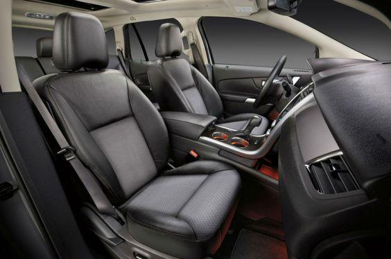 2014 Ford Edge Sport Interior