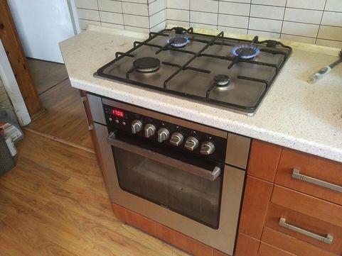 Kuchenka Amica Gazowo Elektryczna Do Zabudowy Kitchen Appliances Kitchen Stove