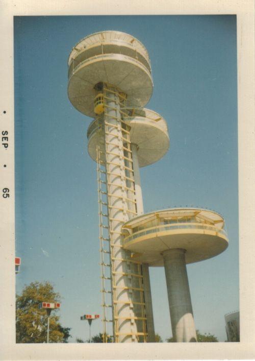 NY World's Fair, 1964-1965, New York City Pavilion