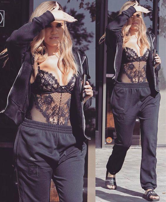 """8,782 Likes, 27 Comments - @khloekdoll on Instagram: """"Khloé leaving a studio in LA, yesterday!  @khloekardashian - - - - #kimkardashian #khloekardashian…"""""""