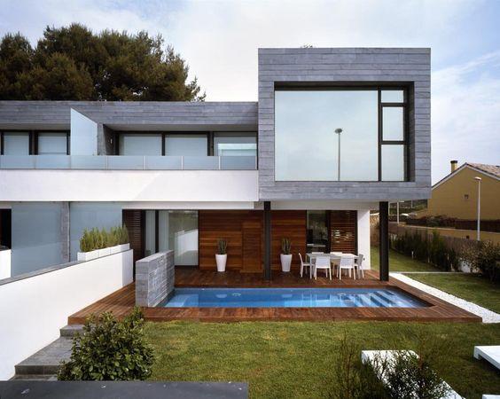 Arquitetura.idEA: PROJETO DE ARQUITETURA - CASA GEMINADA