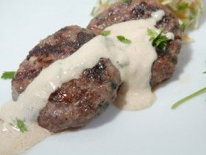 Mint Flavored Minced Meat Kebab/Rolls Recipe — Dishmaps