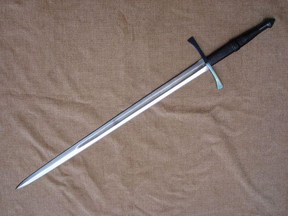 Swords: Long or Two-Handed Swords