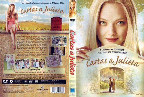 Cartas a Julieta (DVD)