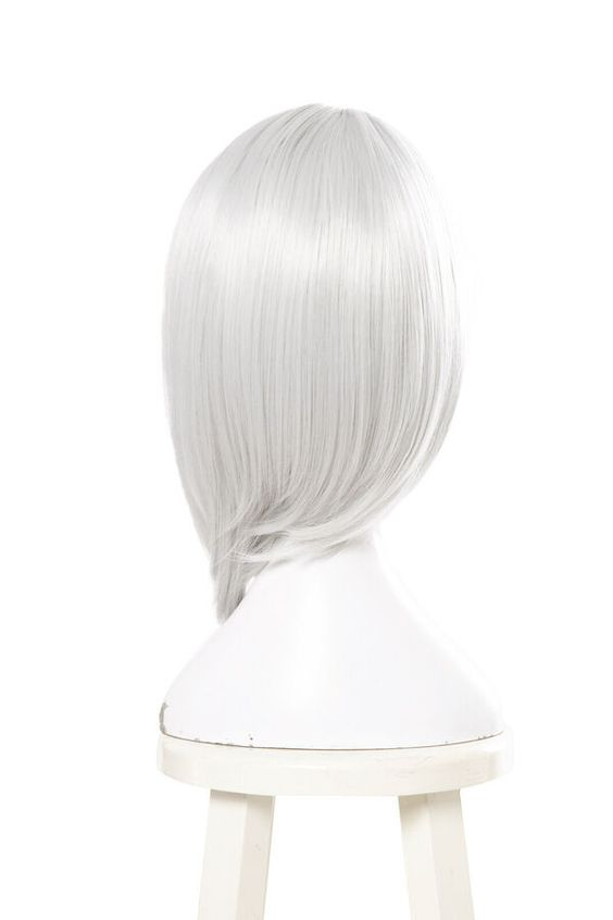 Samurai chonmage Latex Wig Halloween Cosplay Costume Party items