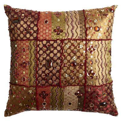 """Sunset Jewels Pillow"""