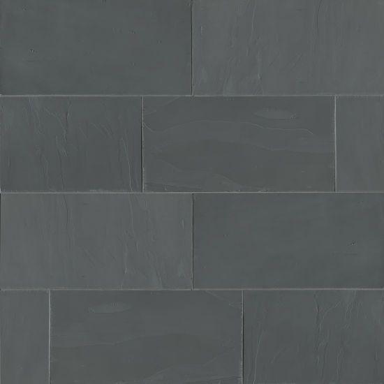 Andhra Black 12 X 24 Floor Wall Tile Flooring Patterned