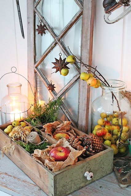 Vibeke design herfstsfeer pinterest herbst for Design weihnachtsdeko
