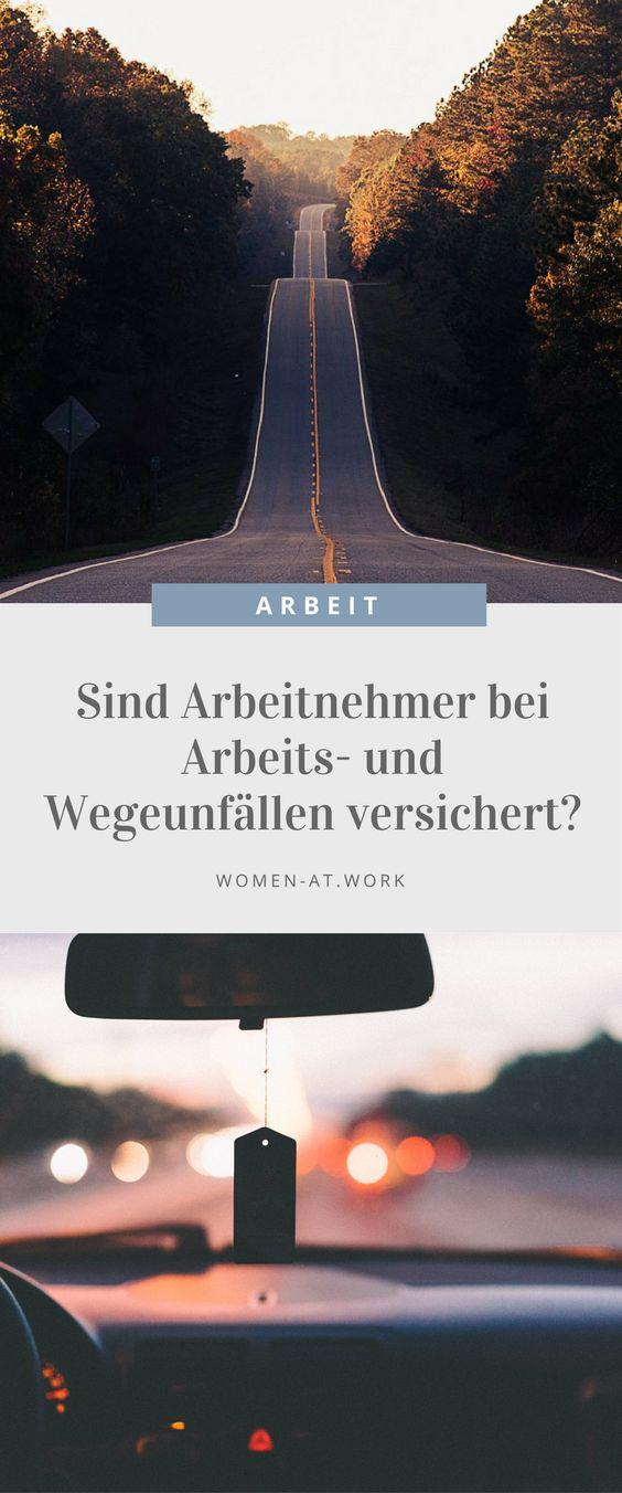 Jahr für Jahr ereignen sich in Deutschland 1,5 Millionen Arbeits- und Wegeunfälle. Die Frage ist: Wann werden Unfälle als Arbeitsunfälle anerkannt?