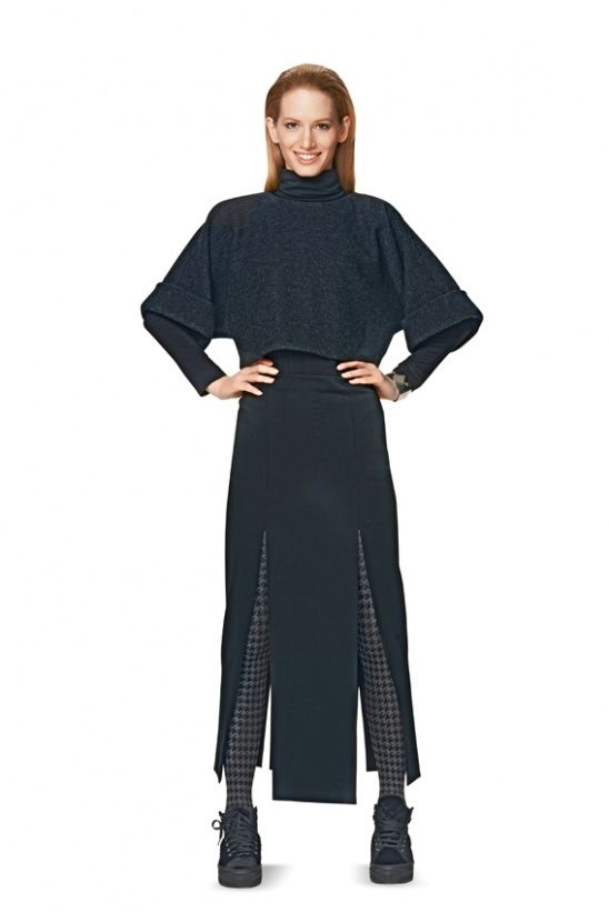 6854 - Junior's Skirt | Supply | Patterns | Kollabora