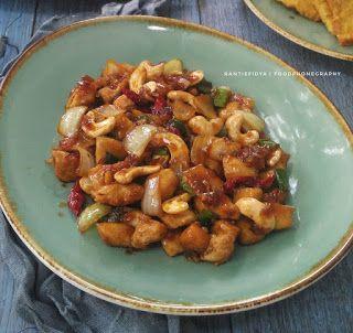Resep Ayam Kungpao Ala Rumahan By Rantie Fidya Resep Makanan Asia Resep Ayam Resep Makanan