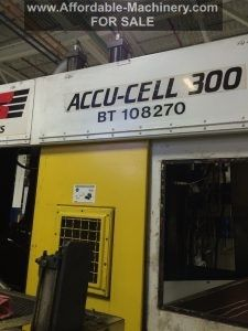 SMS AC-300 Dual-Spindle Lathe For Sale