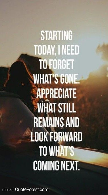 Yep... the past is irrelevant so are most people.. After today our future is looking very bright indeed x