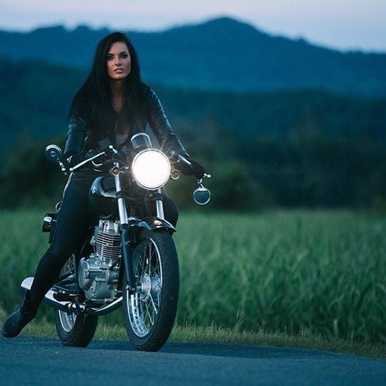 Real Biker Women amoreminhaestrada