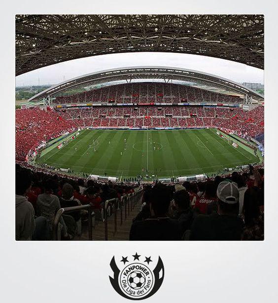 Hiroshima Big Arch   Hiroshima   Club: Sanfrecce Hiroshima   Zuschauer: 50.000