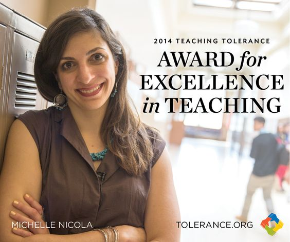 For TT Award winner Michelle Nicola, love is a value that guides her teaching practice.   Watch Michelle in action here: https://www.youtube.com/watch?v=Bn4is1hNM-Y