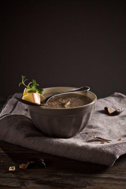 Vegane Maronen-Sellerie-Suppe, Food-Blog, vegan, glutenfrei, Rezept, Stuttgart