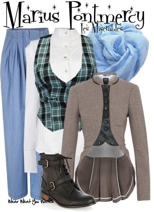 marius outfits...