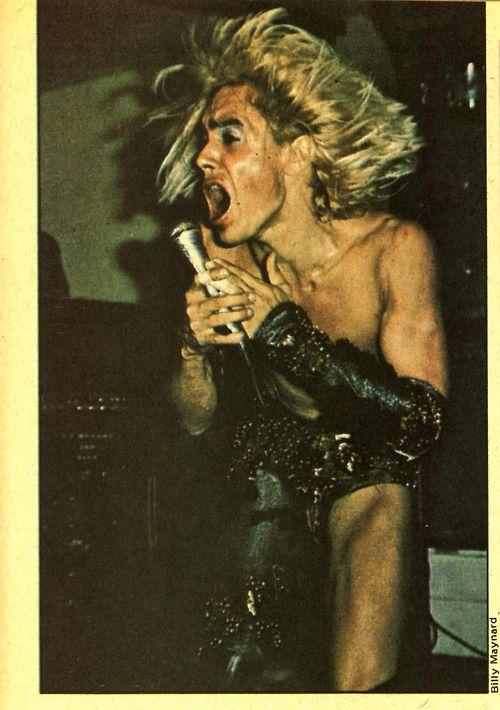 Iggy Pop, Creem Magazine, 1974