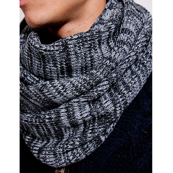 Crafted Loop Scarf