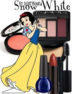 Snow White inspired cosmetics