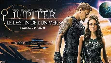 Jupiter : Le Destin de l'Univers, film de Andy et Lana Wachowski avec Mila Kunis, Channing Tatum. Jupiter Jones est promise à un…