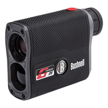 BUSHNELL G-Force DX. Normally $625, now reduced to $520. Lightning speed and unrivaled precision in the palm of your hand. Equipped with our new 2nd Generation ESP (Extreme. Speed. Precision) turboprocessor, the G-Force DX is a performance enhanced version of the most accurate laser rangefinder system in the world - Bushnell ARC.