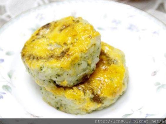 蔬菜馬鈴薯餅