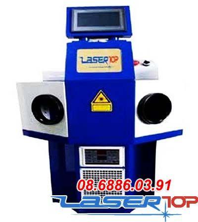 Máy hàn laser trên nữ trang, đồ trang sức công suất 200W
