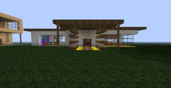 minecraft mod concepts Modern House Concepts Minecraft Stuff