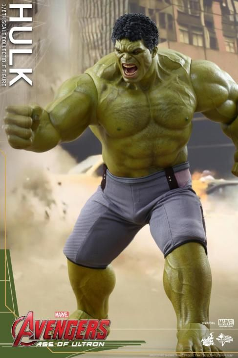 Hot Toys Avengers 2 Age Of Ultron Hulk 05 In 2020 New Hulk Hulk Avengers Hot Toys