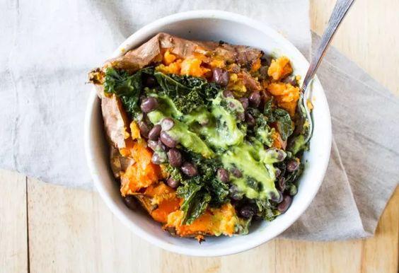 21 packable #vegan lunch recipes: Eluxe Magazine