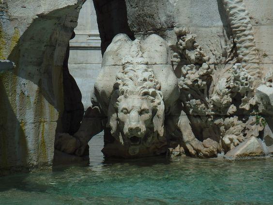 ライオンものどが渇く…