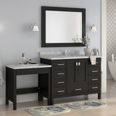 Andover Mills Middletown 78 Single Bathroom Vanity Set With