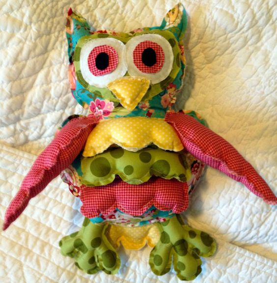 Olive the Owl plush :)