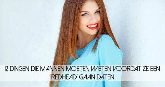 Er gaan een heleboel geruchten rond in de mannenwereld over roodharige dames. Er zijn gewoon een aantal dingen die het mannelijk schoon moet weten voordat ze met iemand gaan daten met rood haar!