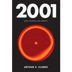 Livro 2001 - Uma Odisseia no Espaço. ✓