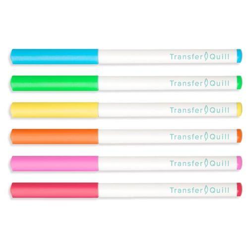 We R Memory Keepers Heat Transfer Pens 6 Pkg Brights In 2020 We R Memory Keepers Memory Keepers Heat Transfer