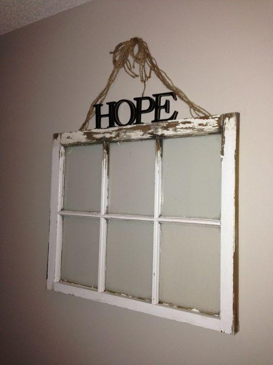 Old window frame crafty ideas pinterest old window for Old window panes craft ideas