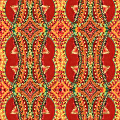Rapturous fabric by loriwierdesigns on Spoonflower - custom fabric