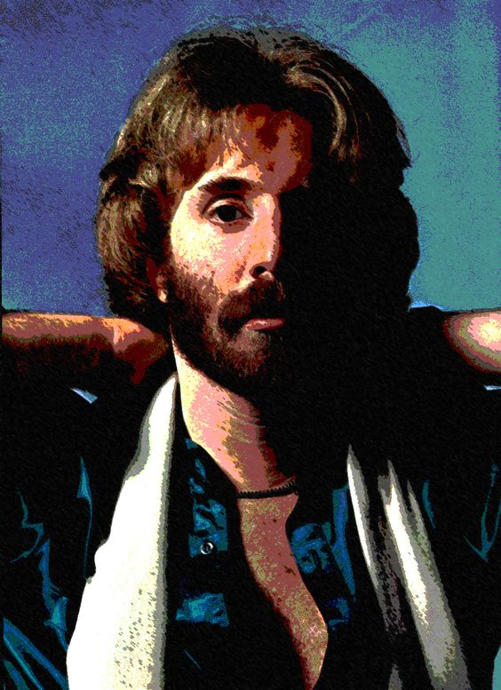 The Glittery '70s. #andrewgold