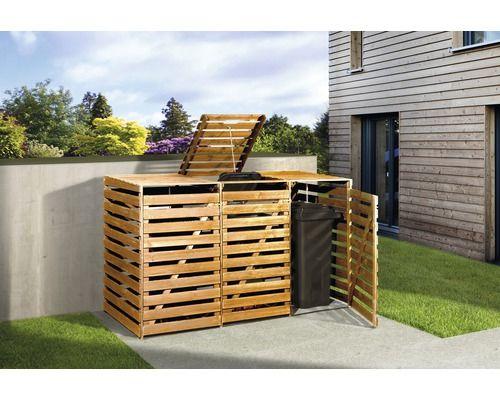 Mulltonnenbox Weka 219x92x122 Cm Honigbraun Jetzt Im Hornbach Onlineshop Bestellen Garantierte Dauertiefpre Outdoor Furniture Outdoor Structures Outdoor Decor